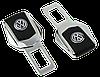Заглушки ремней безопасности VOLKSWAGEN, комплект  сервисных заглушек ремней безопасности в подарочном наборе, фото 3