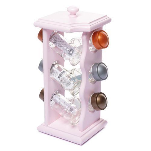 Набор для специй розовый 040502