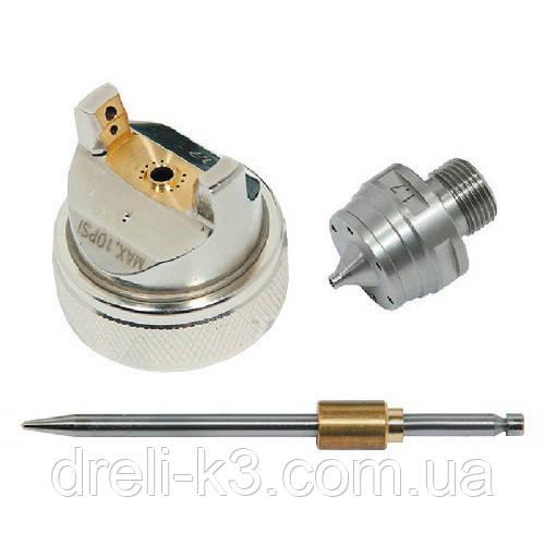 Змінний комплект форсунки для краскопультів H-929 LVMP, діаметр 1,4 мм ITALCO NS-H-929-1.4 LM