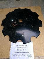 Диск бороны ромашка D=650мм, круг 64мм, 8отв Диск бороны АГ, УДА, ПД-2,5