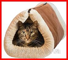 Домик-лежанка для собак и кошек