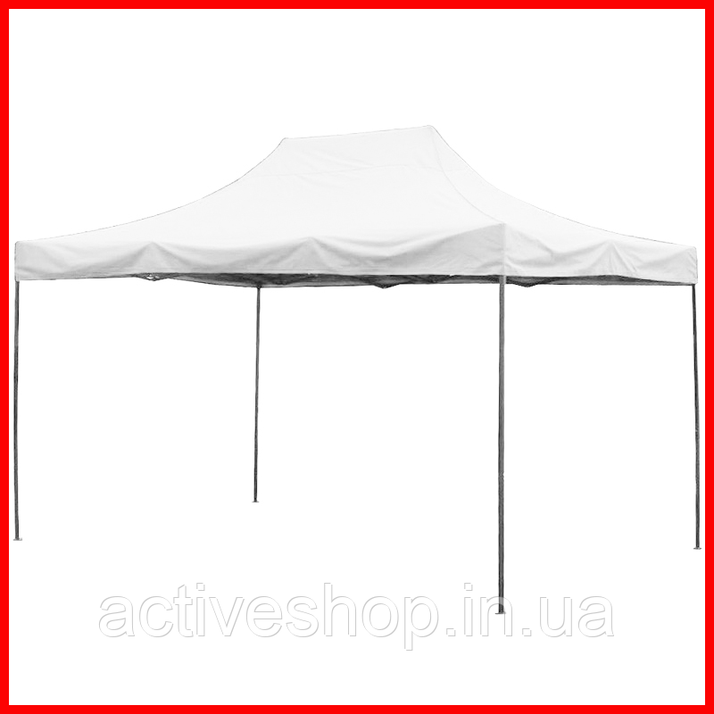 Намет 2х3 білий, торгова палатка