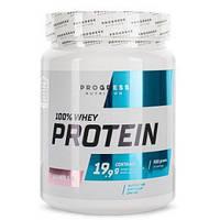Протеин Progress Nutrition 100% Whey Protein (500 грамм.)