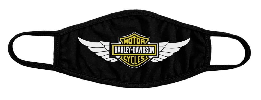 Маска многоразовая Harley-Davidson