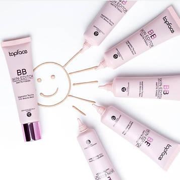 Тональный крем TopFace BB-cream Skin Editor PT462