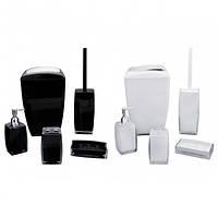 Набор аксессуаров для ванной комнаты (акрил, 5 предметов) Besser 8009