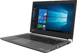 Ноутбук Toshiba Tecra A40-C-17C-Intel Core i5-6200U2.7GHz-8Gb-DDR3-256Gb-SSD-W14-FHD-IPS-Web-(B)- Б/У, фото 2