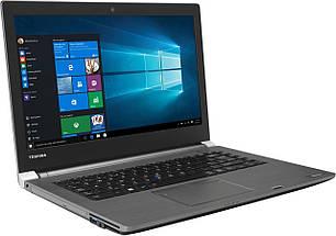 Ноутбук Toshiba Tecra A40-C-17C-Intel Core i5-6200U2.7GHz-8Gb-DDR3-256Gb-SSD-W14-FHD-IPS-Web-(B)- Б/У, фото 3