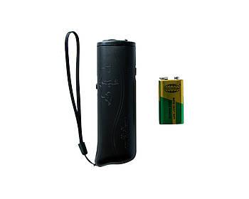 Ультразвуковой отпугиватель собак Aokeman Sensor AD 100 Черный (2407)