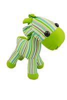 Мягкая настольная лампа Жираф Зеленый