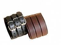 Антический кожаный браслет Мао
