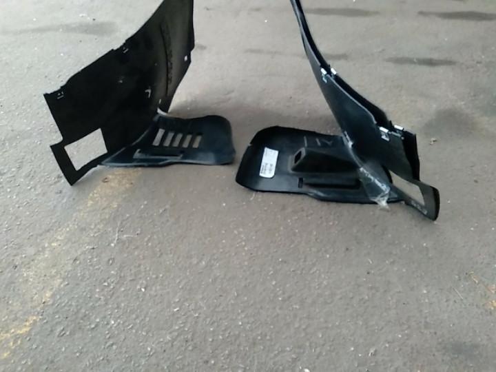 Защита арок колес бмв(39...46 кузова