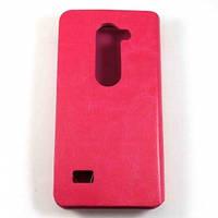 Чехол-накладка New Line X-series Case для LG Y50 H324 Leon Pink + защитная пленка (материал: пластик; цвет: ро