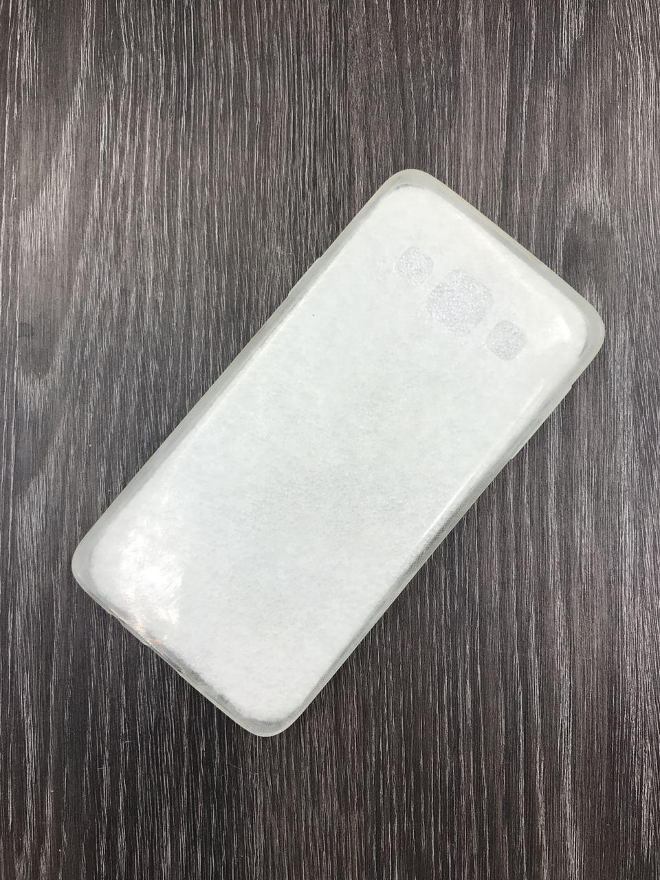 Силиконовый чехол ULTRATHIN для Samsung A3 White
