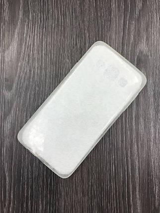 Силиконовый чехол ULTRATHIN для Samsung A3 White, фото 2