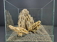 Композиция из камня - Хардскейп (YAMA STONE a010dra)