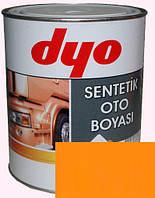 Авто эмаль алкидная DYO апельсин 28 (1 л.)