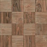 Плитка напольная Фаджо красно-коричневый