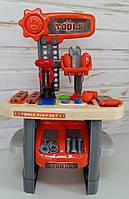 Стіл з інструментами ігровий набір 3621