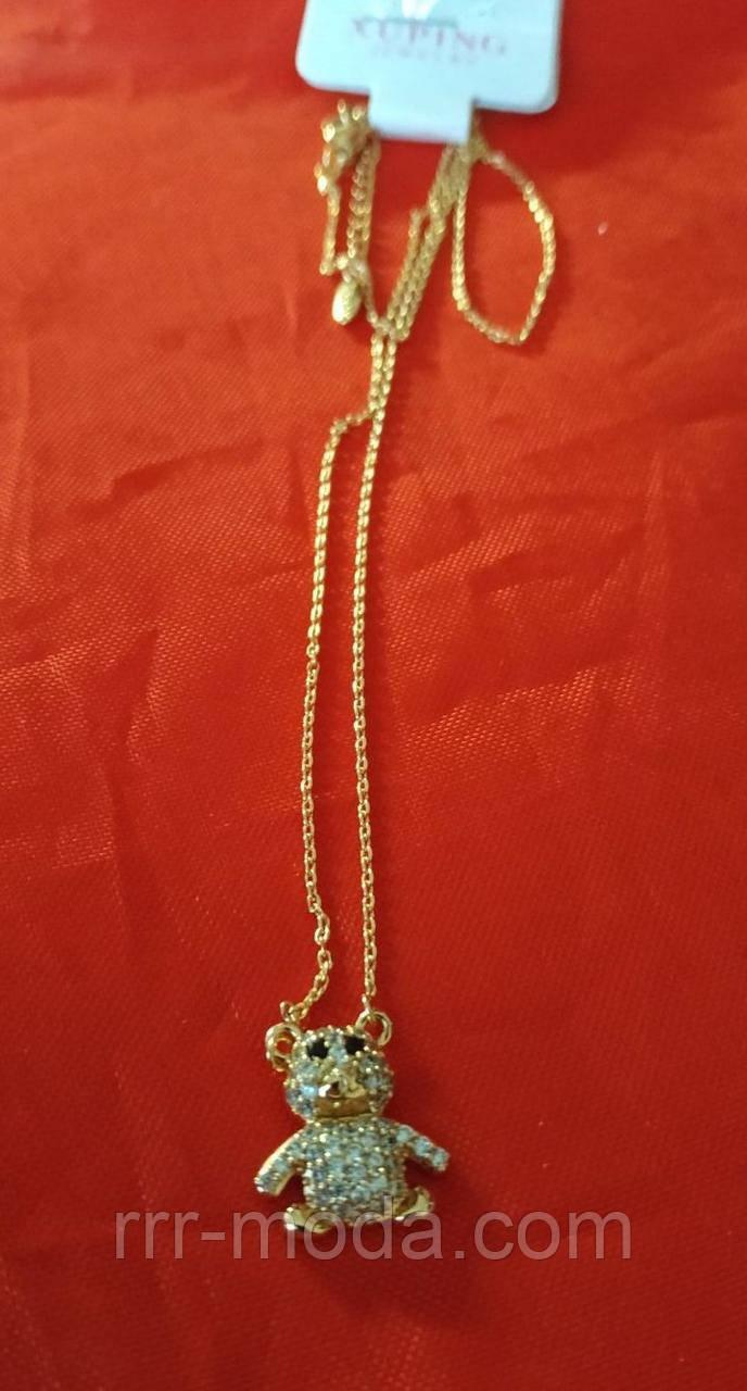 454. Бренды кулоны - ювелирная бижутерия оптом. Кулоны с мишками Xuping Jewelry