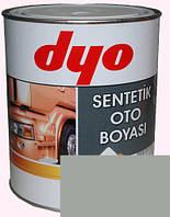 Авто эмаль алкидная DYO светло-серый 671 (1 л.)