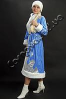 Карнавальний костюм Снігуронька для дорослого
