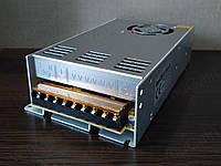 Импульсный блок питания 24В 20А (480 Вт) с активным охлаждением