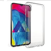 Ультратонкий 0,3 мм чехол для Samsung Galaxy M10 прозрачный, фото 1