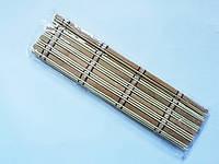 Коврик бамбуковый для суши 30*44 см
