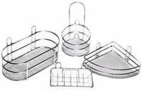 Набор аксессуаров для ванной комнаты (хромированная сталь) Besser 0528