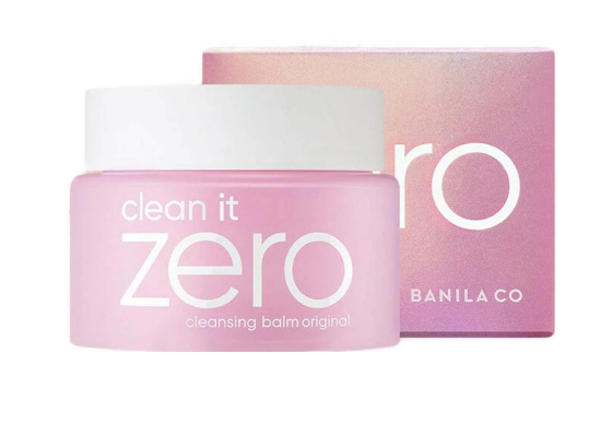 Тающий бальзам для снятия макияжа Banila Co Clean it Zero Cleansing Balm Original