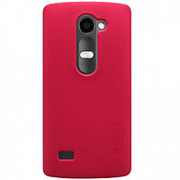 Чехол-накладка New Line X-series Case для LG Y50 H324 Leon Red + защитная пленка (материал: пластик; цвет: кра