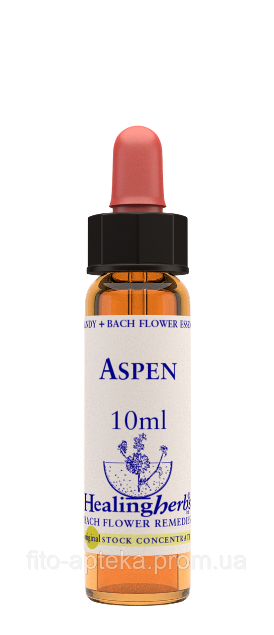Цветы Баха.ASPEN - Осина (№ 2) Healing Herbs