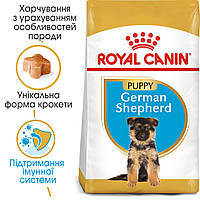 Корм для щенков ROYAL CANIN GERMAN SHEPHERD PUPPY 12.0 кг