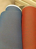 Автомобільна тканина на поролоні для обшивки автомобіля ширина тканини 180 см, фото 1