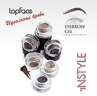 Гель для бровей Instyle TopFace РТ551