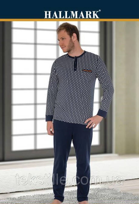 Пижама мужская Трикотаж HALLMARK XL
