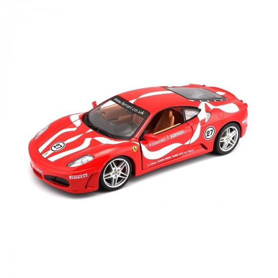Автомодель - F430 Fiorano Bburago 18-26009