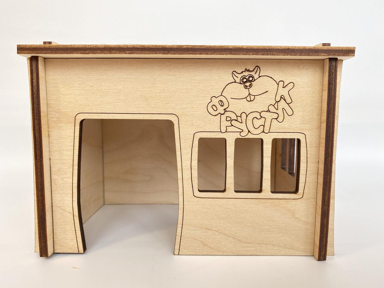 Домик для крысы 14*9*10 см, AA-HR-004