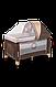Кроватка-манеж Lionelo SVEN PLUS  BEIGE STRIPES, фото 2