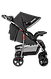 Прогулочная коляска Lionelo EMMA PLUS STONE, фото 5