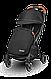 Прогулочная коляска Lionelo JULIE ONE BLACK, фото 3