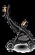 Прогулочная коляска Lionelo JULIE ONE BLACK, фото 6