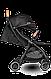 Прогулочная коляска Lionelo JULIE ONE BLACK, фото 7