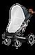 Универсальная коляска 2 в 1 Lionelo MARI GRAPHITE, фото 3