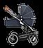 Универсальная коляска 2 в 1 Lionelo MARI GRAPHITE, фото 10