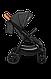 Прогулочная коляска Lionelo BELL GRAPHITE, фото 5