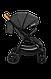 Прогулочная коляска Lionelo BELL GRAPHITE, фото 6
