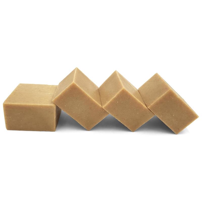Натуральное хозяйственное мыло Eco1shop с Горчицей