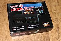 Сплиттер HDMI 1 вх -> 4 вых АКТИВНЫЙ, 220 В